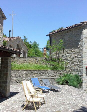 Borgo Corniola b&b naturista